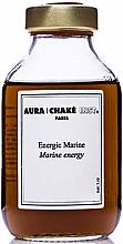 Düfte, Parfümerie und Kosmetik Glättendes Gesichtsserum mit Oligoproteinen - Aura Chake Serum Energy Marine