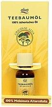 Teebaumöl - Alva Tea Tree Oil — Bild N2