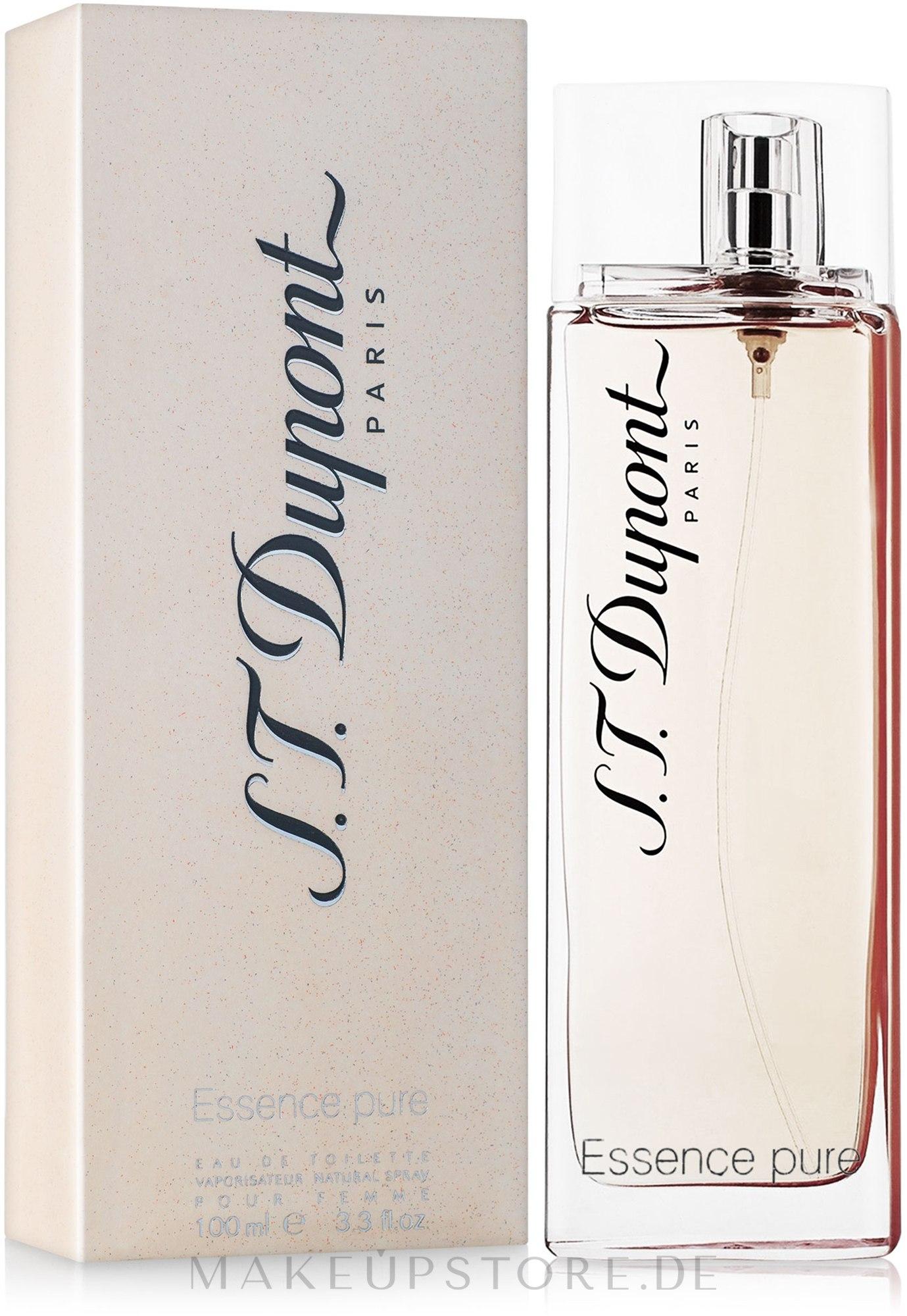 Dupont Essence Pour Femme - Eau de Toilette — Bild 100 ml