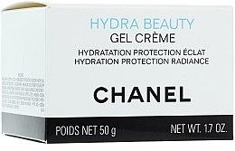 Düfte, Parfümerie und Kosmetik Feuchtigkeitsspendendes Gesichtsgel - Chanel Hydra Beauty Gel Creme