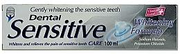 Düfte, Parfümerie und Kosmetik Zahnpasta Whitening Formula - Dental Sensitive Whitening Formula