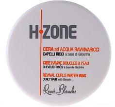 Düfte, Parfümerie und Kosmetik Haarwachs für lockiges Haar mit Glycerin - H.Zone Wax