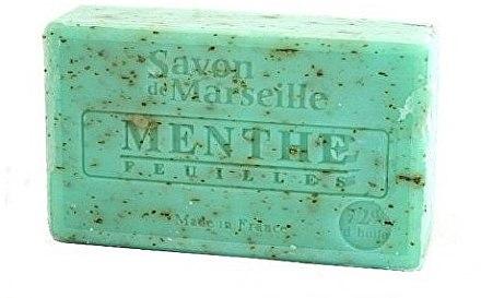Naturseife mit Minze - Le Chatelard 1802 Menthe Soap — Bild N1