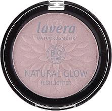 Düfte, Parfümerie und Kosmetik Highlighter für das Gesicht - Lavera Natural Glow Highlighter