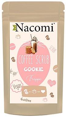 "Kaffee-Peeling für den Körper ""Keks"" - Nacomi Coffee Scrub Cookie — Bild N1"
