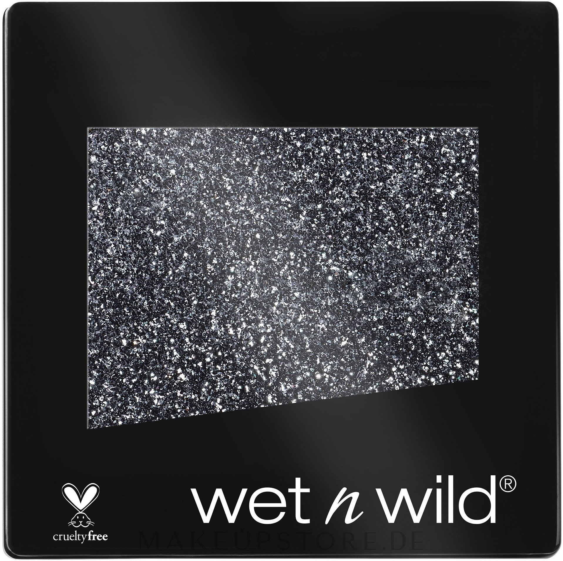 Kompakter Lidschatten - Wet N Wild Color Icon Eyeshadow Single — Bild E343A - Nutty
