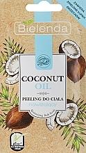 Düfte, Parfümerie und Kosmetik Feuchtigkeitsspendendes Körperpeeling mit Kokosnussöl - Bielenda Coconut Oil Moisturizing Peeling