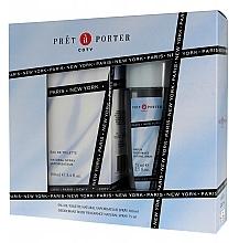 Düfte, Parfümerie und Kosmetik Coty Pret A Porter Original - Duftset (Eau de Toilette 100ml + Deospray 75ml)