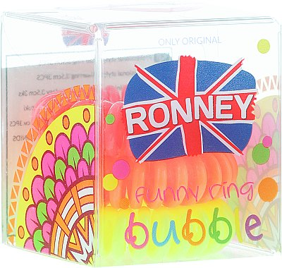 Haargummis Farb-Mix 3 St. №26 - Ronney — Bild N1
