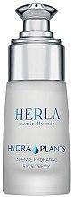 Düfte, Parfümerie und Kosmetik Intensiv feuchtigkeitsspendendes Gesichtsserum - Herla Hydra Plants Intense Hydrating Face Serum
