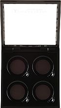 Düfte, Parfümerie und Kosmetik Leere Lidschattenpalette für 4 Farben - Anastasia Beverly Hills 4 Eye Palette