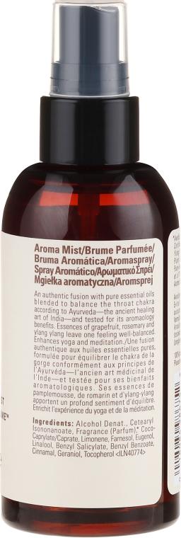 Ausgewogener aromatischer Körperspray №5 - Aveda Chakra Balancing Body Mist Intention 5 — Bild N4