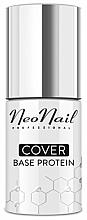 Düfte, Parfümerie und Kosmetik Nagelbase - NeoNail Professional Cover Base Protein
