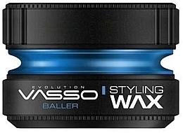 Düfte, Parfümerie und Kosmetik Stylingwachs mit starkem, langanhaltendem Halt und Glanz - Vasso Professional Hair Styling Wax Baller