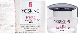 Düfte, Parfümerie und Kosmetik Nachtcreme für normale und Mischhaut 40+ - Yoskine Classic Pro-Elastin Face Cream 40+