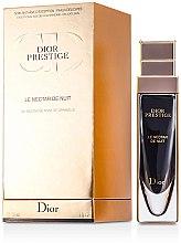 Düfte, Parfümerie und Kosmetik Gesichtsserum für die Nacht - Dior Prestige Le Nectar de Nuit