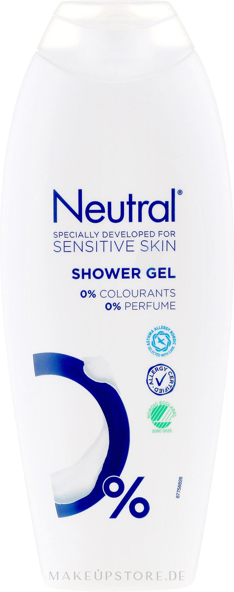 Duschgel - Neutral Shower Gel — Bild 250 ml