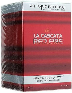 Vittorio Bellucci La Cascata Red Fire - Eau de Toilette — Bild N1