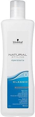 Well-Lotion für schwer wellbares Haar - Schwarzkopf Professional Natural Styling Classic Lotion 0 — Bild N1