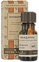 Düfte, Parfümerie und Kosmetik Ätherisches Bio Mandarinenöl - Botanika Essential Oil