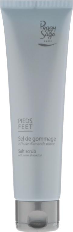 Salzpeeling für Füße mit Mandelöl - Peggy Sage Salt Scrub — Bild N2