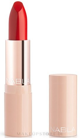 Lippenstift - Nabla Cult Classic Long-wearing Lipstick — Bild Red Lantern