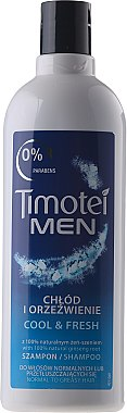 Shampoo für normales und fettiges Haar - Timotei
