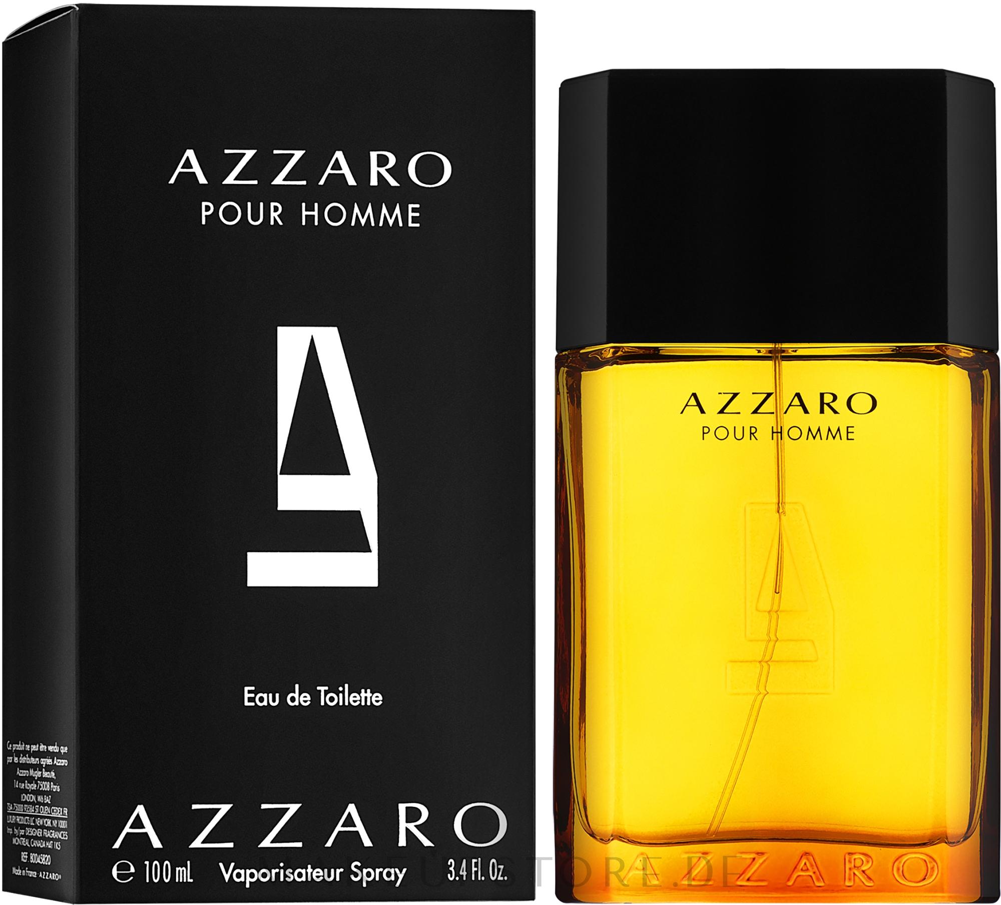 Azzaro Pour Homme - Eau de Toilette — Bild 100 ml