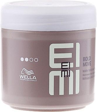 Mattierende Haarpaste Leichter Halt - Wella Professionals EIMI Bold Move Matte Texturising Paste — Bild N1