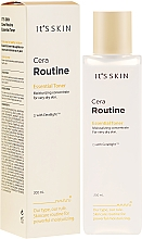 Düfte, Parfümerie und Kosmetik Feuchtigkeitsspendendes Gesichtswasser für trockene Haut - It's Skin Cera Routine Essential Toner
