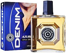 Düfte, Parfümerie und Kosmetik Denim Azure - After Shave Lotion