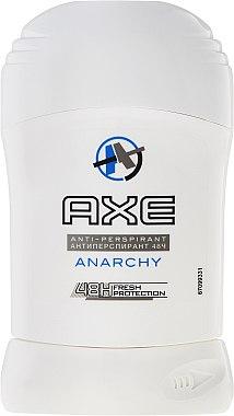 Deostick Antitranspirant - Axe Dry Anarchy — Bild N3