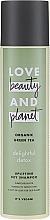 Düfte, Parfümerie und Kosmetik Entgiftendes Trockenshampoo mit Bio Grüntee-Extrakt für normales bis fettiges Haar - Love Beauty&Planet Organic Green Tea Uplifting Dry Shampoo