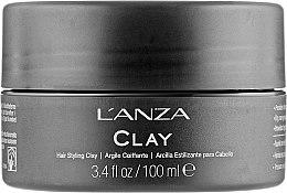 Düfte, Parfümerie und Kosmetik Modellierkitt für das Haar - Lanza Healing Style Sculpt Dry Clay