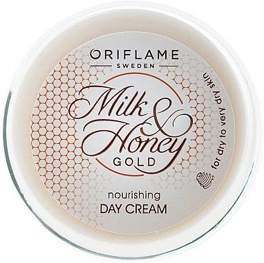 Pflegende Tagescreme mit Milch und Honig für trockene und sehr trockene Haut - Oriflame Milk & Honey Gold Day Cream — Foto N3