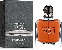 Düfte, Parfümerie und Kosmetik Giorgio Armani Emporio Armani Stronger With You - Eau de Toilette
