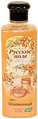 Bio-Shampoo mit Sanddorn - Fratti HB Russisches Feld — Bild N1