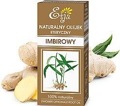 Düfte, Parfümerie und Kosmetik Natürliches ätherisches Ingweröl - Etja Zinigiber Officinale Root Oil