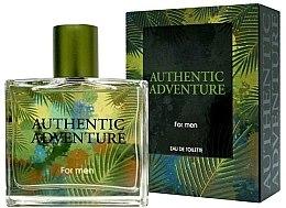 Düfte, Parfümerie und Kosmetik Jeanne Arthes Authentic Adventure - Eau de Toilette
