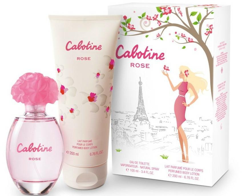 Gres Cabotine Rose - Duftset (Eau de Toilette 100ml + Körperlotion 200ml) — Bild N1