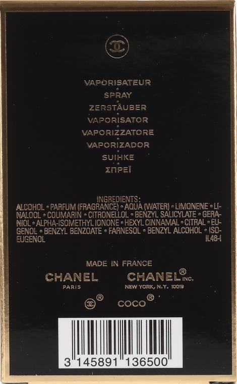 Chanel Coco Noir - Eau de Parfum — Bild N4