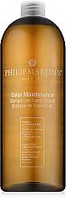 Düfte, Parfümerie und Kosmetik Farbschutz-Shampoo für coloriertes Haar - Philip Martin's Colour Maintenance Shampoo