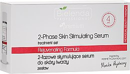 Düfte, Parfümerie und Kosmetik Gesichtspflegeset - Bielenda Professional Individual Beauty Therapy (Gesichtsserum 4x15ml)