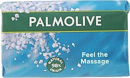Düfte, Parfümerie und Kosmetik Mineral Massage Seife mit Salz aus dem Toten Meer - Palmolive Natural Massage