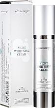 Düfte, Parfümerie und Kosmetik Nachtcreme gegen Pigmentflecken - Antispotique Night Whitening Cream