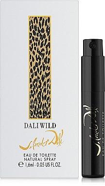 Salvador Dali Dali Wild - Eau de Toilette (Probe)  — Bild N1