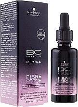 Düfte, Parfümerie und Kosmetik Stärkendes Haarserum für geschädigtes Haar - Schwarzkopf Professional BC Fibre Force Scalp & Hair Smart Serum