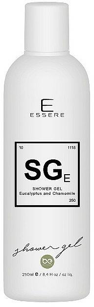 Beruhigendes Duschgel für empfindliche Haut mit Eukalyptus und Kamille - Essere Shower Gel Eucalyptus & Chamomile — Bild N1