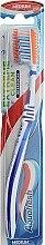 Düfte, Parfümerie und Kosmetik Zahnbürste mittel weiß-blau - Aquafresh Extreme Clean Medium