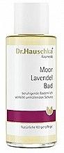 Düfte, Parfümerie und Kosmetik Beruhigende Bademilch mit ätherischem Lavendelöl und Moorextrakt - Dr. Hauschka Moor Lavendel Bad (Mini)